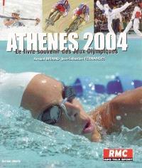 Jeux Olympiques, Athènes 2004 : le livre souvenir des Jeux Olympiques