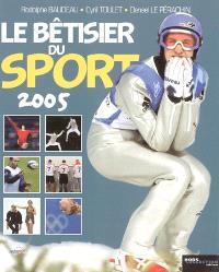 Le bêtisier du sport 2005 : les photos les plus drôles de l'histoire du sport