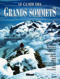 Le guide des grands sommets