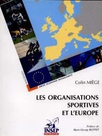 Les institutions sportives et l'Europe