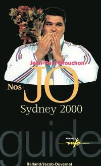 Nos JO : Sydney 2000