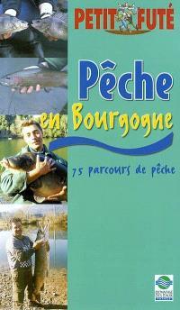 Pêche en Bourgogne : 75 parcours de pêche
