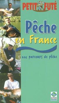 Pêche en France : 221 parcours de pêche