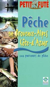Pêche en Provence-Alpes-Côte-d'Azur : 104 parcours de pêche