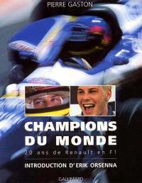 Renault F1 : la légende