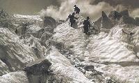 Quarantième ascension française du mont Blanc