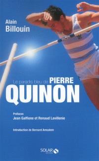 Le paradis bleu de Pierre Quinon