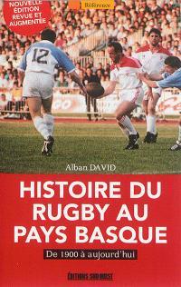 Histoire du rugby au Pays basque : de 1880 à aujourd'hui