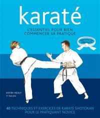 Karaté : l'essentiel pour bien commencer sa pratique