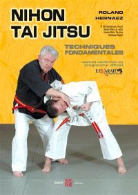 Le nihon tai jitsu (ju-jutsu) : techniques fondamentales, Kihon-waza