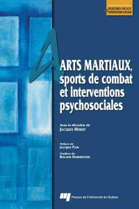 Arts martiaux, sports de combat et interventions sociales