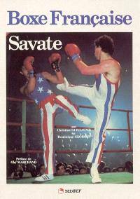 Boxe française : Savate