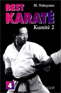 Best karaté. Volume 4-2, Kumité