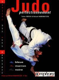 Judo perfectionnement : ceintures bleue, marron, noire