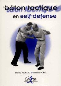 Le bâton tactique en self-défense