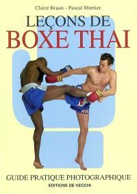 Leçon de boxe thaï