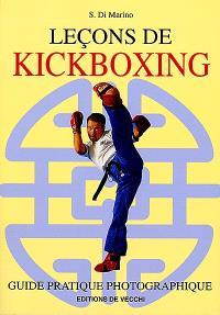Leçons de kickboxing