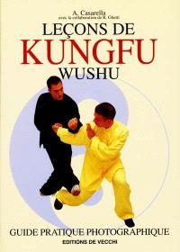 Leçons de kung fu wushu