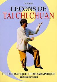 Leçons de tai chi chuan