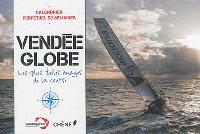 Vendée Globe : les plus belles images de la course : calendrier perpétuel 52 semaines