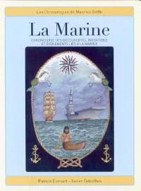 La marine : chronologie des découvertes, inventions et évènements liés à la marine