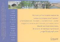 Lexique hydrologique pour l'ingénieur : anglais, français, arménien, russe, polonais, roumain, arabe