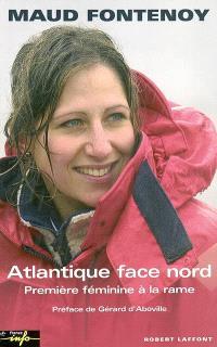 Atlantique face nord : première féminine à la rame
