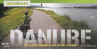 Danube : les rives du Danube à vélo, de Ulm à Passau : 390 km, 1:70.000