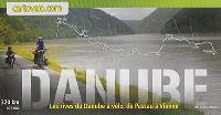 Danube : les rives du Danube à vélo, de passau à Vienne : 370 km, 1:70.000