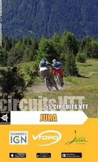 Jura : 55 circuits VTT