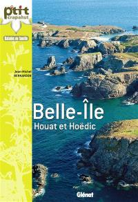 Belle-Ile : Houat et Hoedic