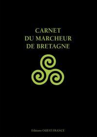 Carnet du marcheur de Bretagne