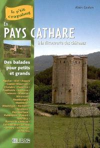 En pays cathare : à la découverte des châteaux : balades pour petits et grands