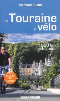 La Touraine à vélo : près de 1.000 km de balades