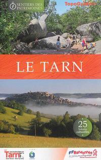 Le Tarn : 25 balades culturelles