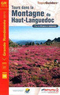 Tours dans la montagne du Haut-Languedoc : plus de 20 jours de randonnée