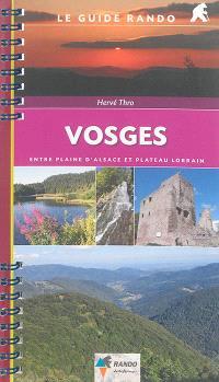 Vosges : entre plaine d'Alsace et plateau lorrain
