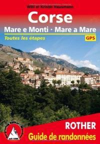 Corse : mare e monti, mare a mare