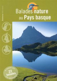 Balades nature au Pays basque