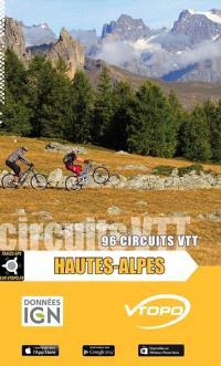 Hautes-Alpes : 96 circuits VTT