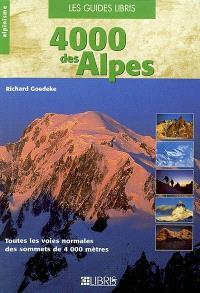 4.000 des Alpes : toutes les voies normales des sommets de 4.000 mètres