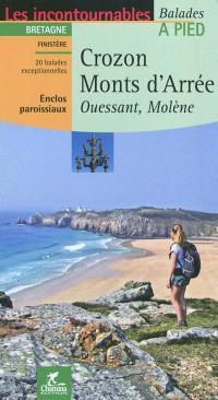 Crozon, monts d'Arrée : Ouessant, Molène