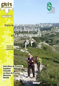 Dans le parc naturel régional des Alpilles et la Montagnette : Saint-Rémy-de-Provence, Eygalières, Fontvieille, Les Baux-de-Provence, Maussane, Mouriès...