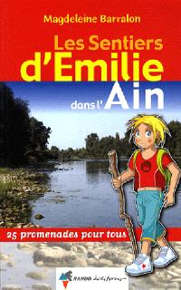 Les sentiers d'Emilie dans l'Ain