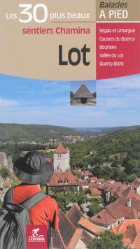 Lot : Ségala et Limargue, Causses du Quercy, Bouriane, Vallée du Lot, Quercy Blanc