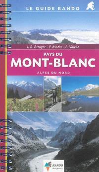 Pays du Mont-Blanc : Alpes du Nord