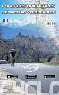 Pyrénées orientales : 32 parcours vélo de route