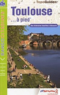 Toulouse... à pied : des itinéraires insolites à découvrir