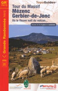 Tour du Massif Mézenc-Gerbier-de-Jonc : où le fleuve naît du volcan