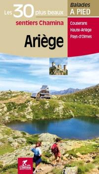 Ariège : Couserans, Haute-Ariège, Pays d'Olmes